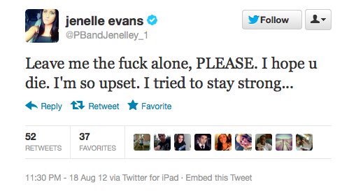 jenelle twitter 519x277 Jenelle Evans Nude Pics: Leaked By James Duffy?