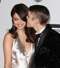 A Peck from Justin