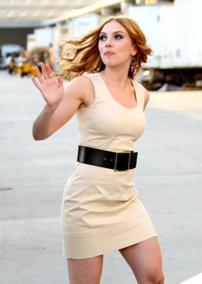 Scarlett Johansson Nude Photo Hacker: Arrested!