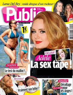 ... repository even includes photos with a report. adele sex tape headline ...