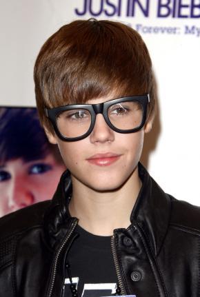 Justin Bieber 3d Glasses Purple. dresses justin bieber 3d
