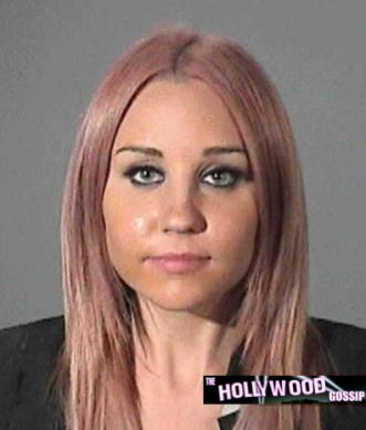 amanda bynes mug shot 331x389 Amanda Bynes Arrested for DUI