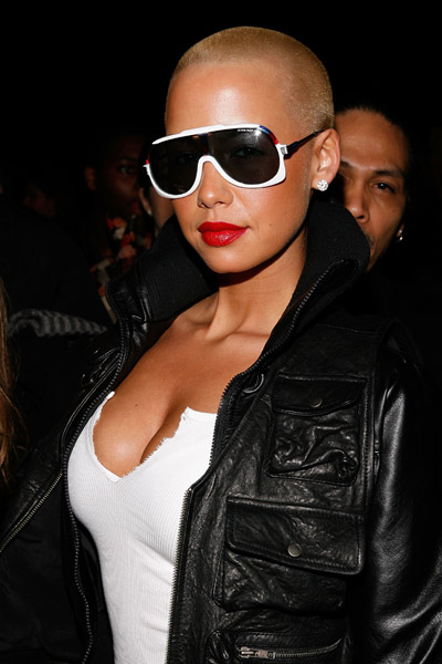 Amber Rose Photo - The Hollywood Gossip