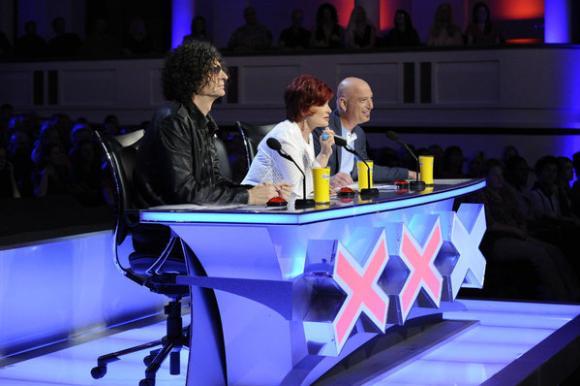 America's Got Talent Panel