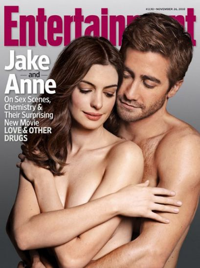 Looking good, Anne Hathaway and Jake Gyllenhaal!