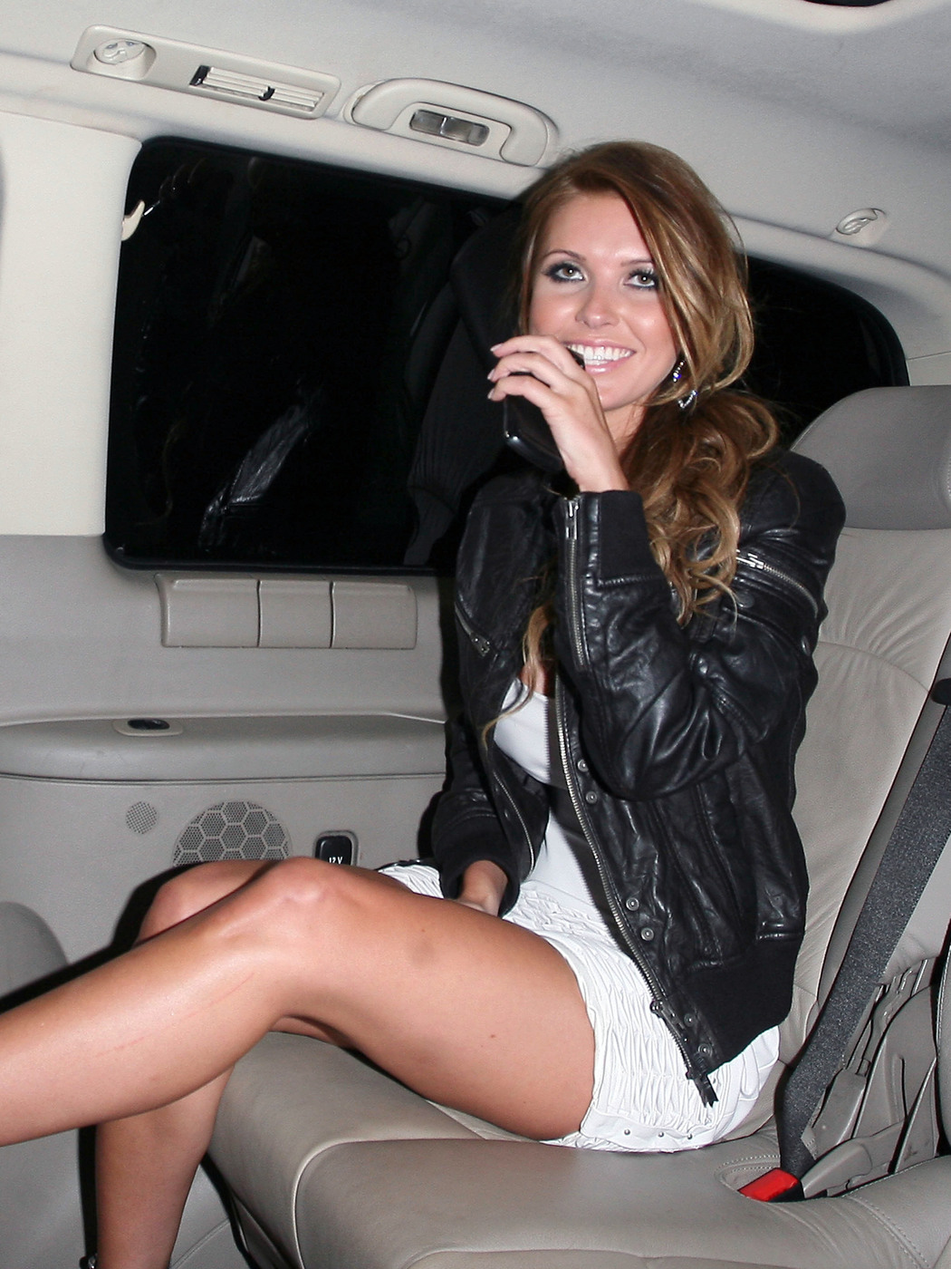 crotch tattoo. An Audrina Patridge Crotch Shot - The Hollywood Gossip