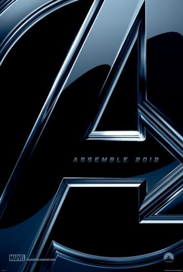 Celeb Gossip » Avengers Movie Poster: Unveiled!