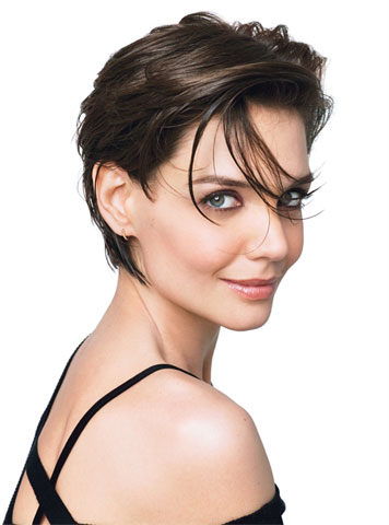 bad hairstyle. Bad Katie Holmes Hairstyle