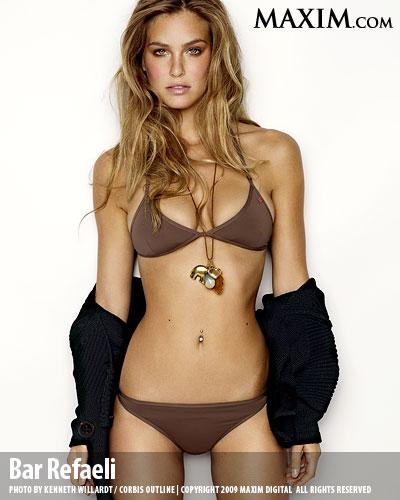 Chicas Mas Sexys Por Maxim T-10