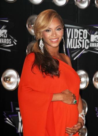 The singer is pregnant! Beyonce Baby Bump. The father, of course, is husband ...