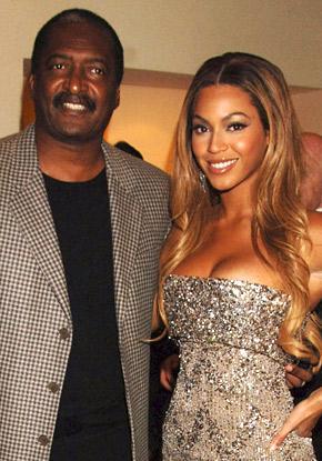 Beyonce, Dad
