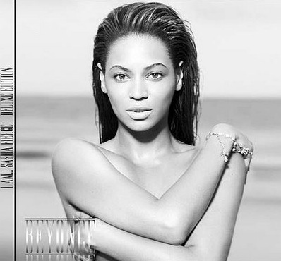 Beyonce Nude. Sorry, Jay Z, but we may stare at this artwork for a long time ...