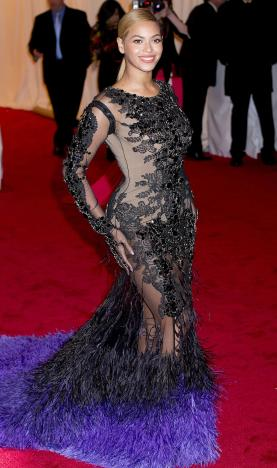 Beyonce Post-Baby Photo