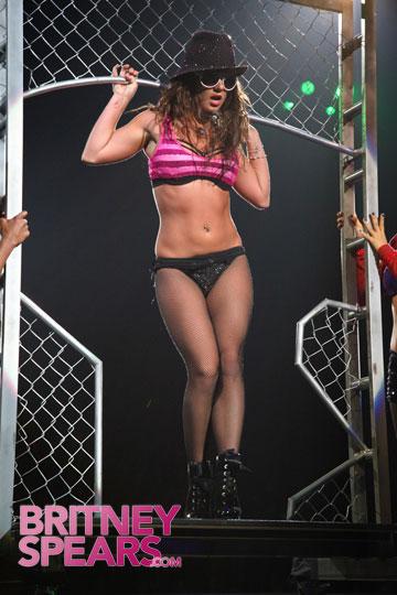 Britney spears bikini clad top 10