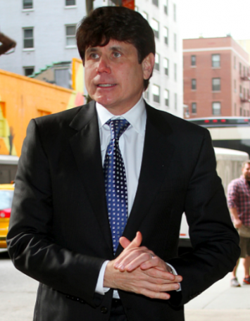 rod blagojevich scandal. in which Rod Blagojevich