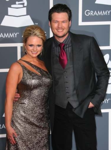 miranda lambert and blake shelton wedding. Blake Shelton, Miranda Lambert