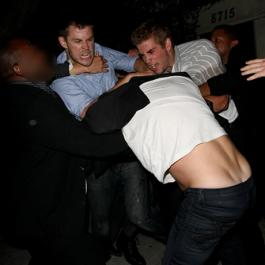 Brawling Liam