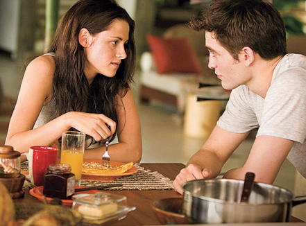 kristen stewart and robert pattinson married and pregnant. Bella (Robert Pattinson