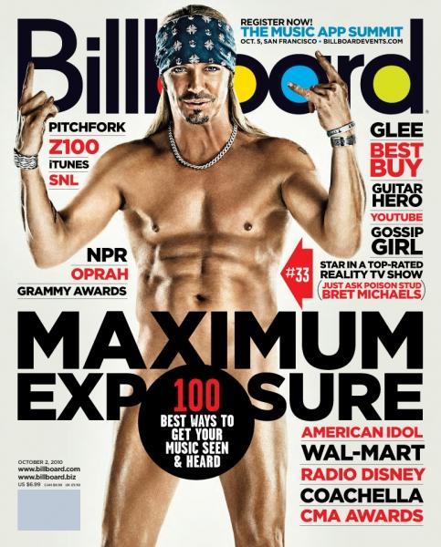 Bret Michaels Nude