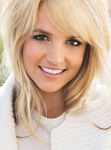 britney spears fotos. Britney Spears: Glamour Girl