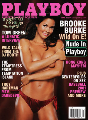 brooke burke naked