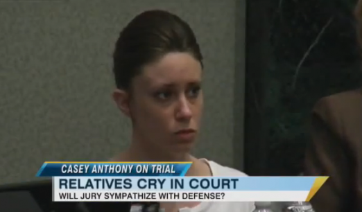 casey anthony myspace. Casey Anthony on Trial (Day 40