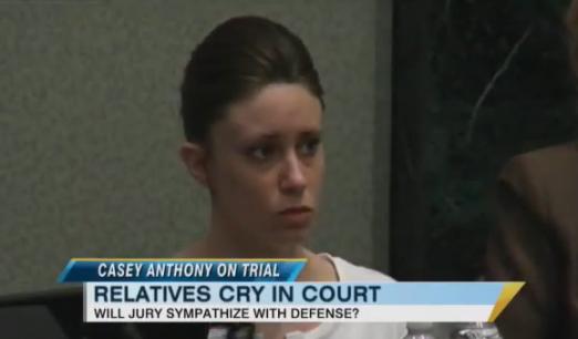 casey anthony hot body photo. Casey Anthony on Trial (Day 40