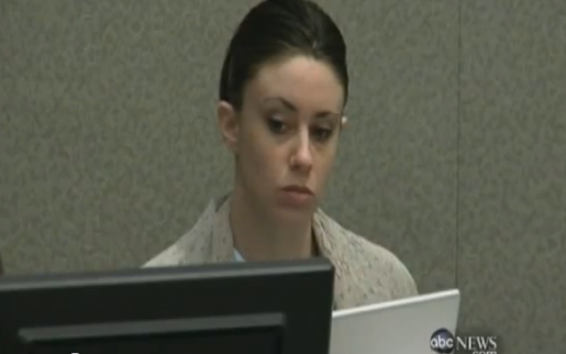 casey anthony myspace. Casey Anthony on Trial
