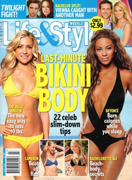 Celebrity Bikini Bodies. Kristin Cavallari, Beyonce and other stars show off ...