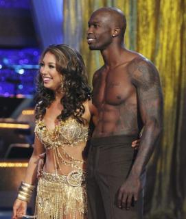 Chad Ochocinco Shirtless