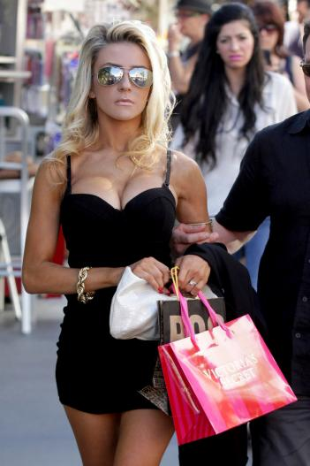 Courtney Stodden Fashion