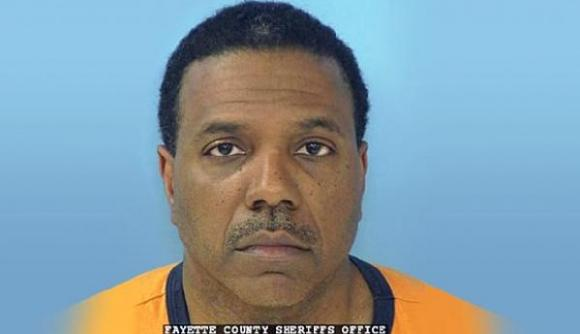 creflo dollar mug shot 580x334 Creflo Dollar Proclaims Innocence in Sunday Sermon
