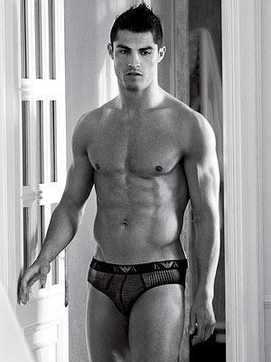Cristiano Ronaldo Underwear Picture
