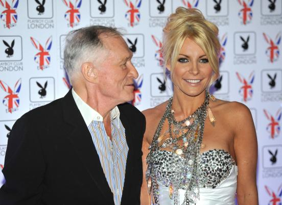crystal harris hugh hefner. Crystal Harris and Hugh Hefner