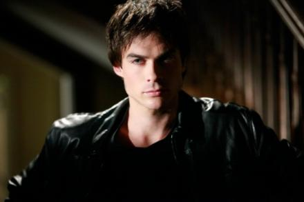 vampire diaries damon pics. Damon then says the book quot;has