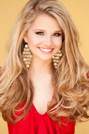 Celeb GOSSIP » Danielle Doty Crowned Miss Teen USA!