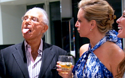 dirty dad 525x327 The Real Housewives of New York City: The Party Is Toast