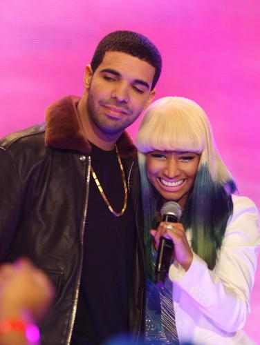nicki minaj and drake wedding pictures. Drake and Nicki Minaj
