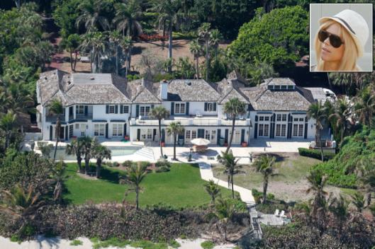tiger woods new house. Elin Nordegren#39;s New House