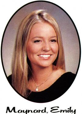 Emily Maynard High School Photo