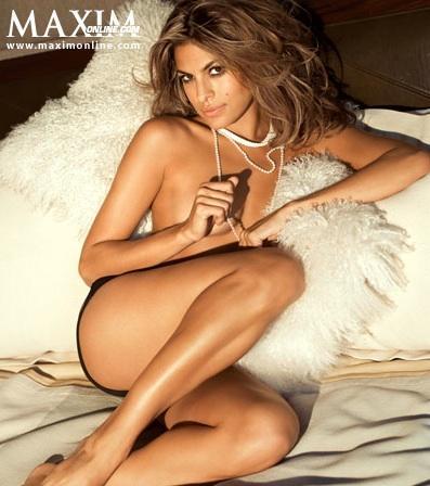 Eva Mendes Nude Naked 13