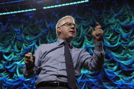 glenn beck fired. Glenn Beck is quot;justquot; saying.