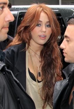 Ginger Hair Color on Ginger Hair