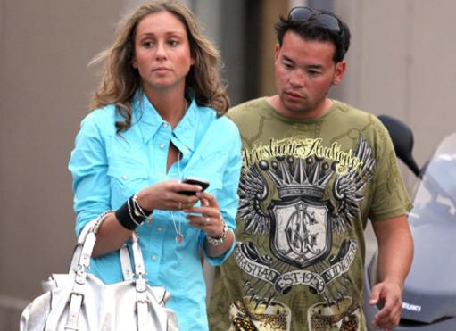 Hailey Glassman, Jon Gosselin Picture