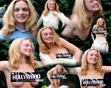 heather graham nude