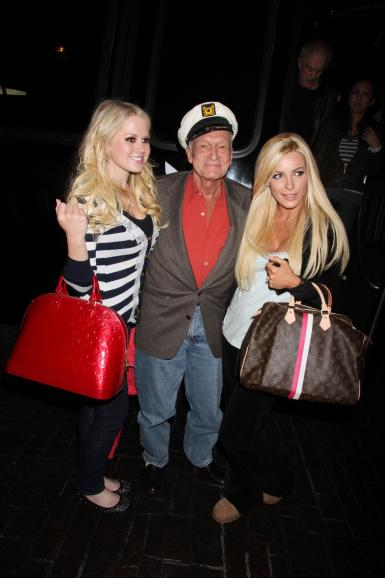 Celeb GOSSIP » Mother of Anna Sophia Berglund Insists: No Hef Banging Here!
