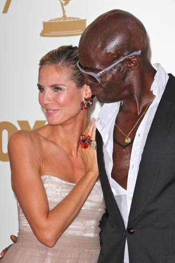 Heidi and Seal Picture