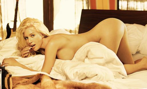 Heidi montag naked pics