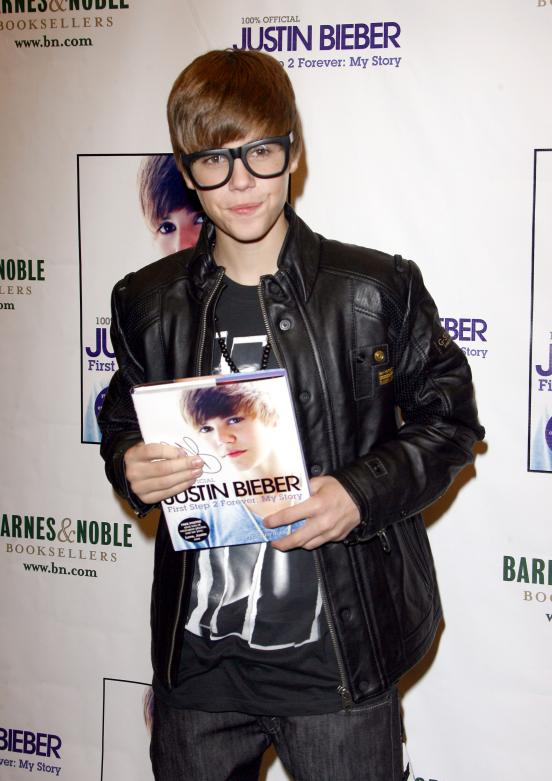 justin bieber quotes from his book