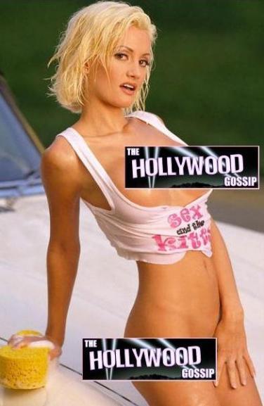 Holly Madison Naked